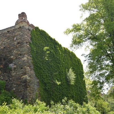 Mauervorsprung_Stadtmauer